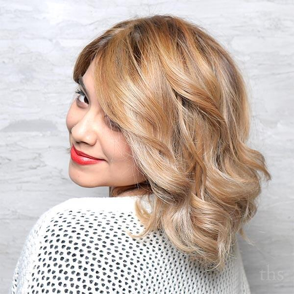 Partial highlights las vegas the hair standard cute copper blonde balayage hair pmusecretfo Image collections